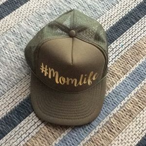 Accessories - #Momlife trucker hat